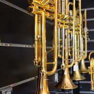 Spiez, Auswahl an Blasinstrumente