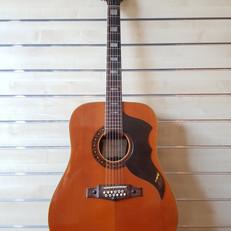 Eko12 Saiten Gitarre