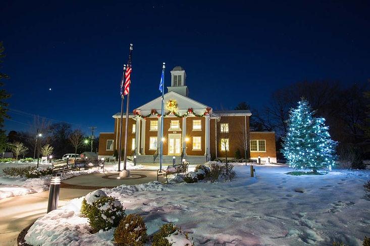 December 11 2013-6 Town Hall night 2.JPG