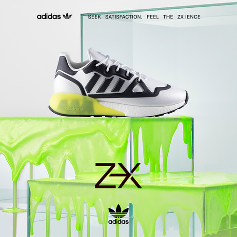 Adidas ZX - ID COLLECTIVE - Photography