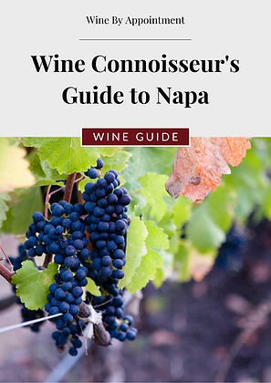 Wine Connoisseurs' Guide to Napa
