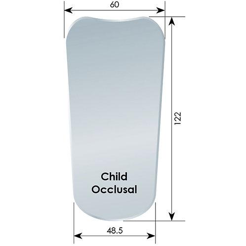 FogSee Photo Mirror - Child, Occlusal