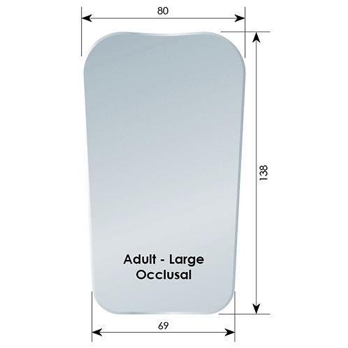 FogSee Photo Mirror - Adult Large, Occlusal