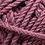 Thumbnail: Macramé 3mm Morado Oscuro