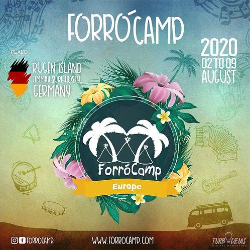 Full Pass - ForróCamp 2020