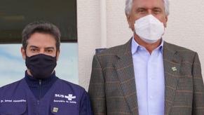 Secretário Estadual de Saúde assume IPASGO - Interinamente