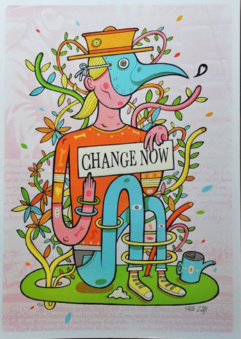 CHANGE NOW