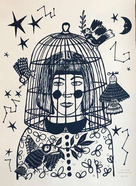 L'amour en cage