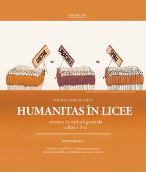 """CNSHB - în finala concursului """"Humanitas în licee"""""""