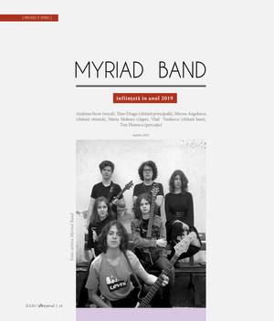 MYRIAD BAND... sau despre rock la CNSHB