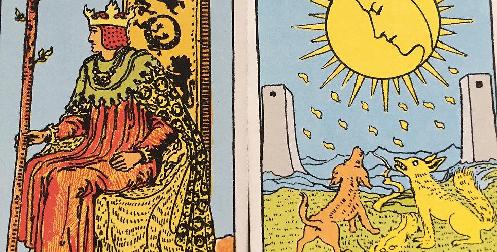 Философия Таро - Расклады на любовь - 25 уроков