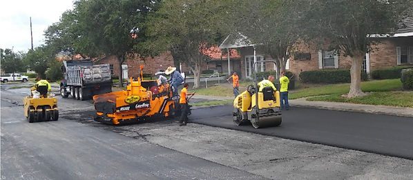 Blacktop Paving Florida