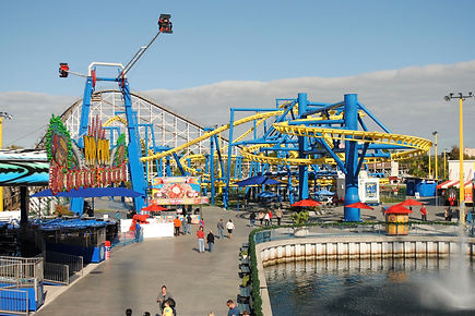Theme Park Asphalt Paving Markets