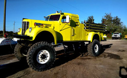 Imperial Paving Team Truck