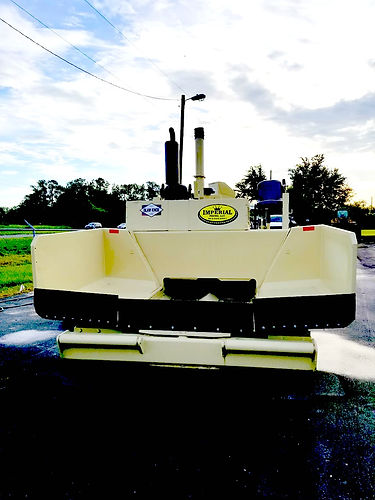 Asphalt Paving Florida Machine