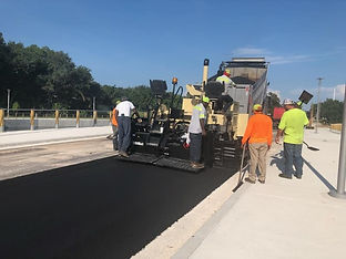 Trail Jacksonville Paving