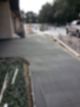 Concrete Sidewalk Imperial