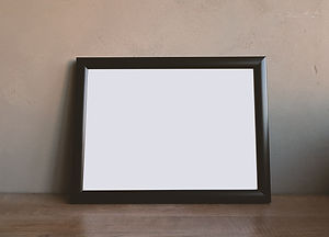brown-wooden-rectangular-photo-frame-187