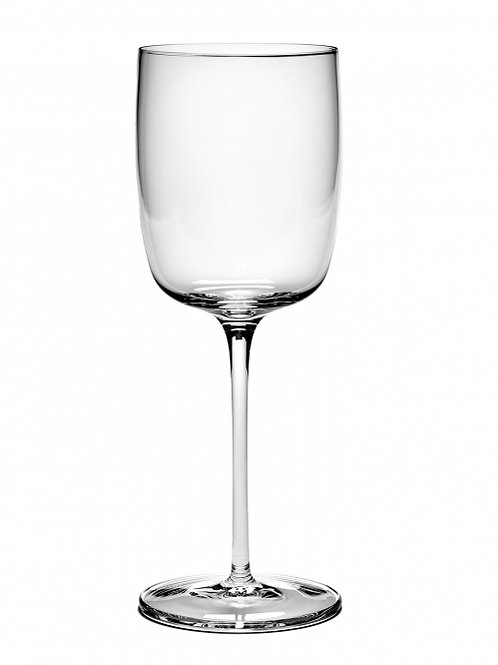 Set red wine glass straight Passe Partout (4 pieces)