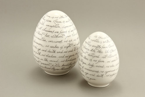 The Eggs of Wholeness