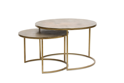 Nested coffee tables (2)