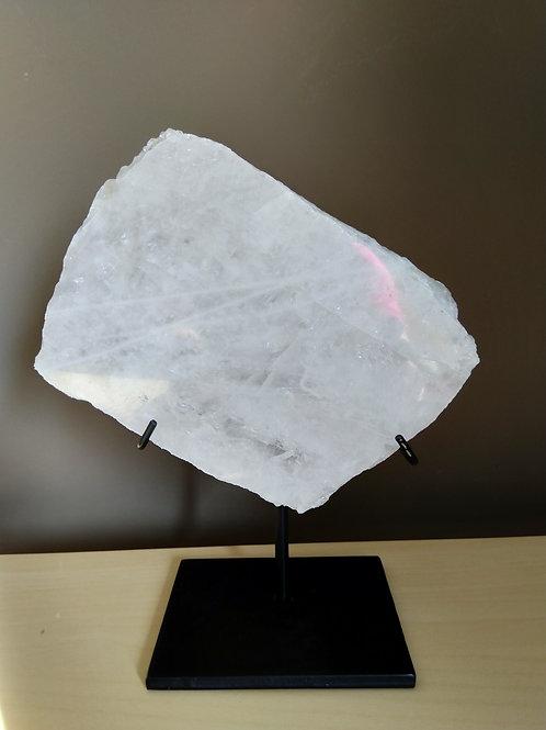 Slice of quartz