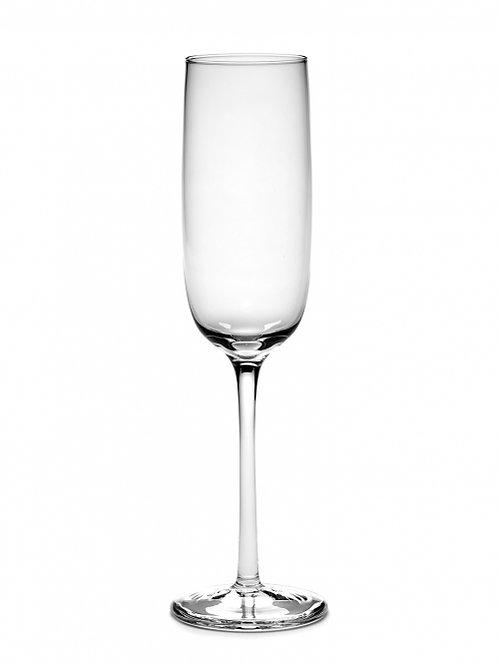 Set champagne flutes Passe Partout