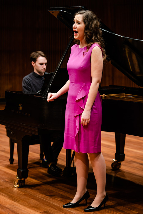 Schubert Club Winner's Recital 2019