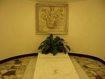 """Rad Ivana Duknovića """"čuva"""" grob blaženog Ivana Pavla II"""