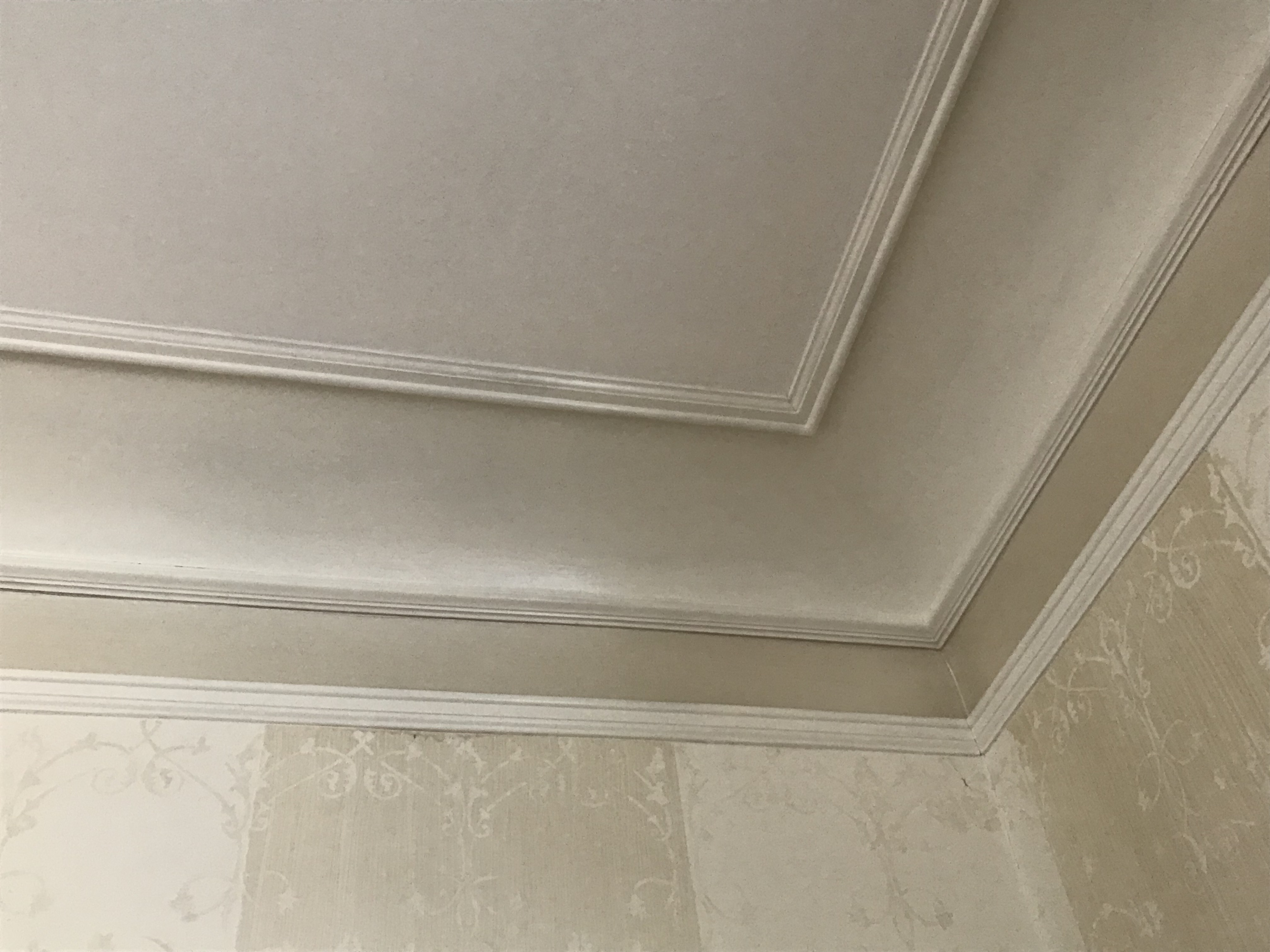 Moulded Ceiling Trim