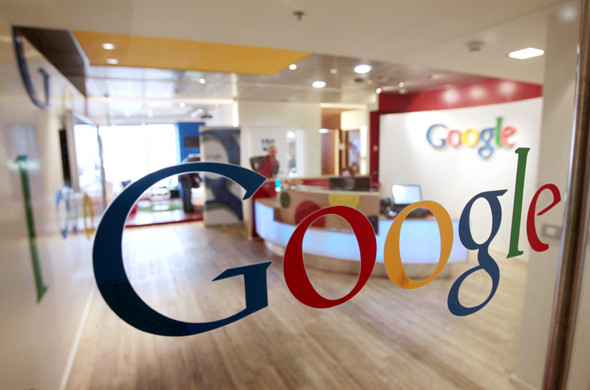 Google's Tel Aviv campus. Photo: Reuters