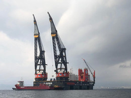 Production Platform for Leviathan, Israel's Largest Gas Field, to Arrive in Days