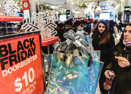 Israeli Scientists Explain Why Black Friday Sales are a Matter of Survival
