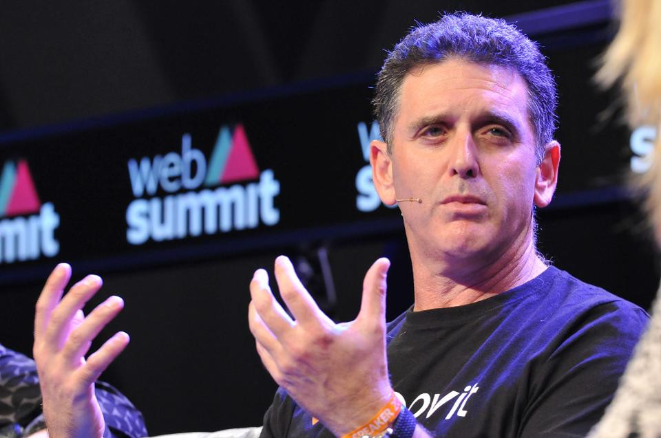 Nir Erez, Co-Founder and CEO of Moovit. (Photo by Clodagh Kilcoyne/Getty Images)