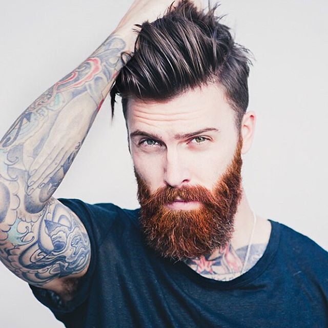 BEARD OIL: THE BENEFITS & WHY IT IS SO BADASS!