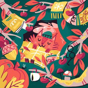 Autumn Nest