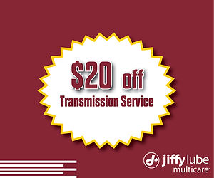2020 $20 Off Transmission Service Websit