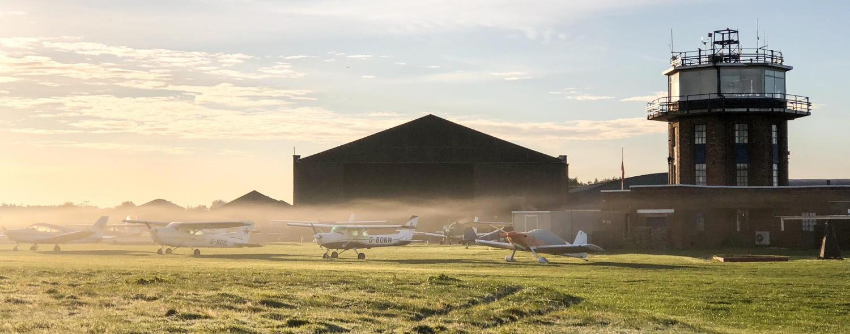 City Airport & Heliport (Barton Aerodrome)