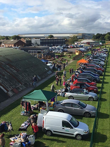 Car Boot Sale City Airport