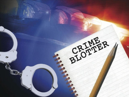 Two men were criminally charged on Monday May 18th following two separate events.