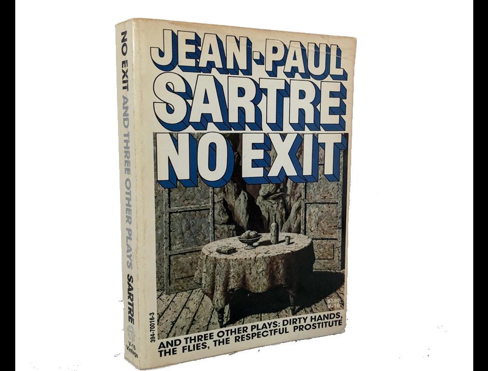 Jean-Paul Sarte No Exit Play