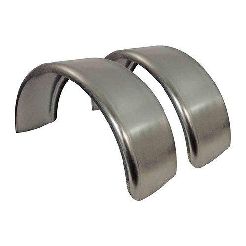Steel Trailer Fender - Pair