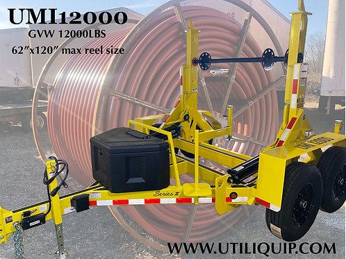 Utiliquip UMI12000 Cable Reel Trailer Caddy