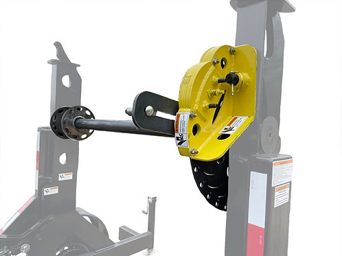 UMI Reel Disc Brake Attachment