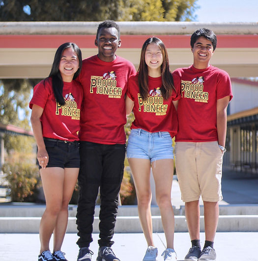 CONTACT US | Cupertino High School ASB