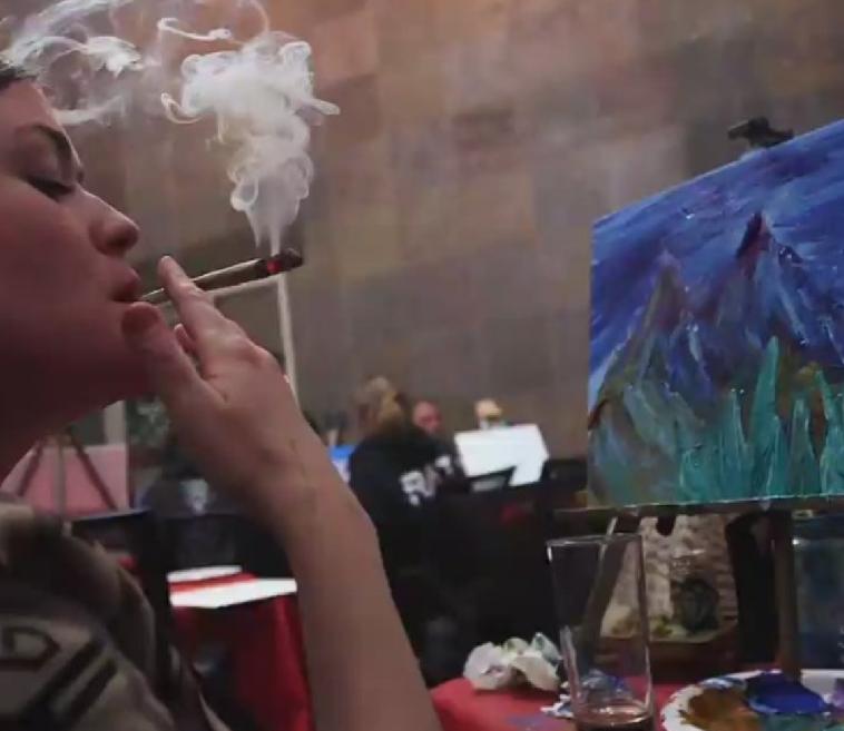 Smoke and Stroke