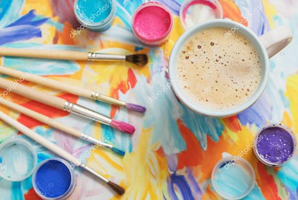 Canvas & Coffee