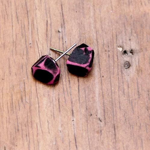 #012 Pop Pink Earrings