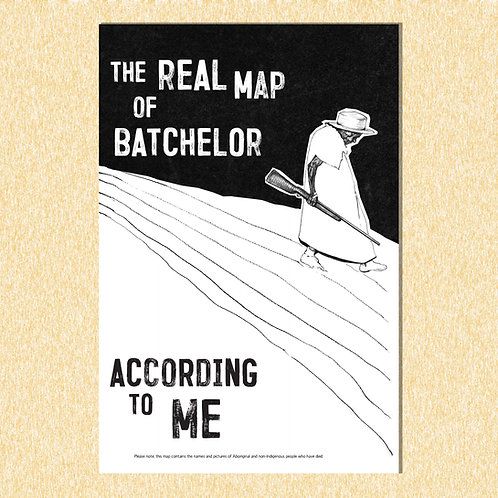 The Real Map of Batchelor According to Me