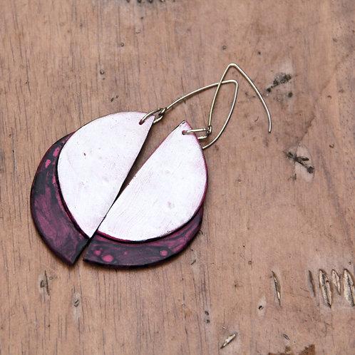 #015 Pop Pink Earrings